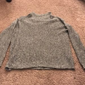 American Eagle high neck sweater